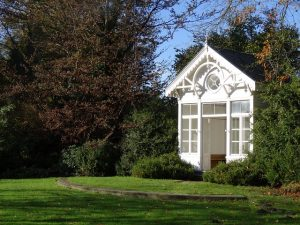 dakbedekking tuinhuis